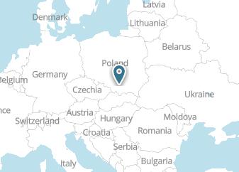Flight Bordeaux to Krakow - Flight ticket Bordeaux to Krakow on buenos aires world map, bulgaria world map, krakow poland map, jakarta world map, quito world map, sicily world map, ashdod port map,