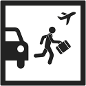 Drop-off area