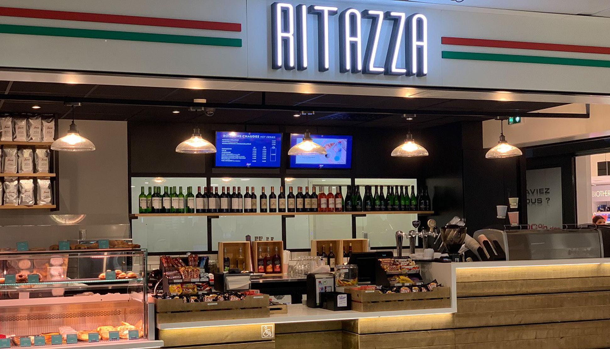 Ritazza - Hall A