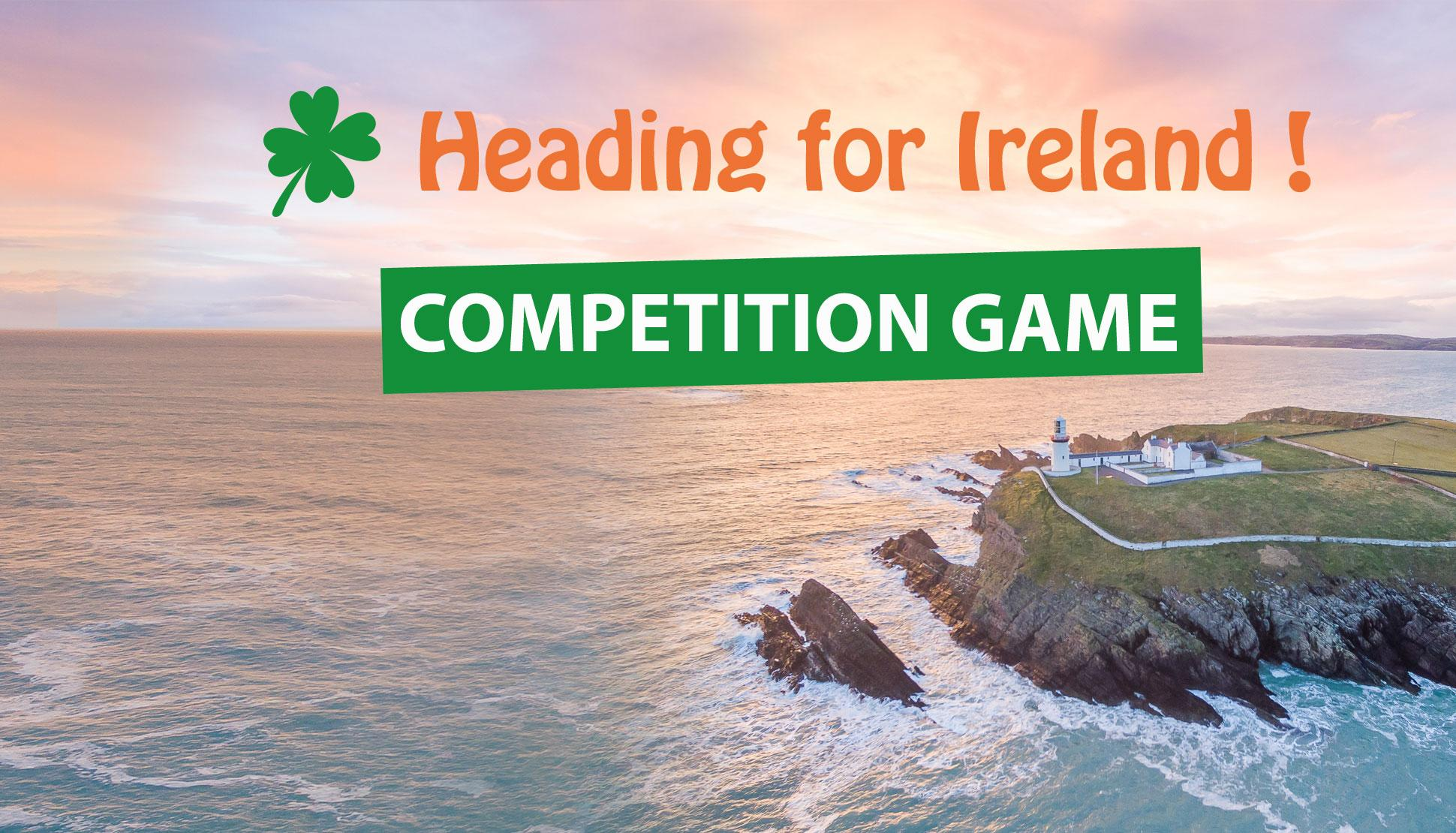 Competition game Ireland