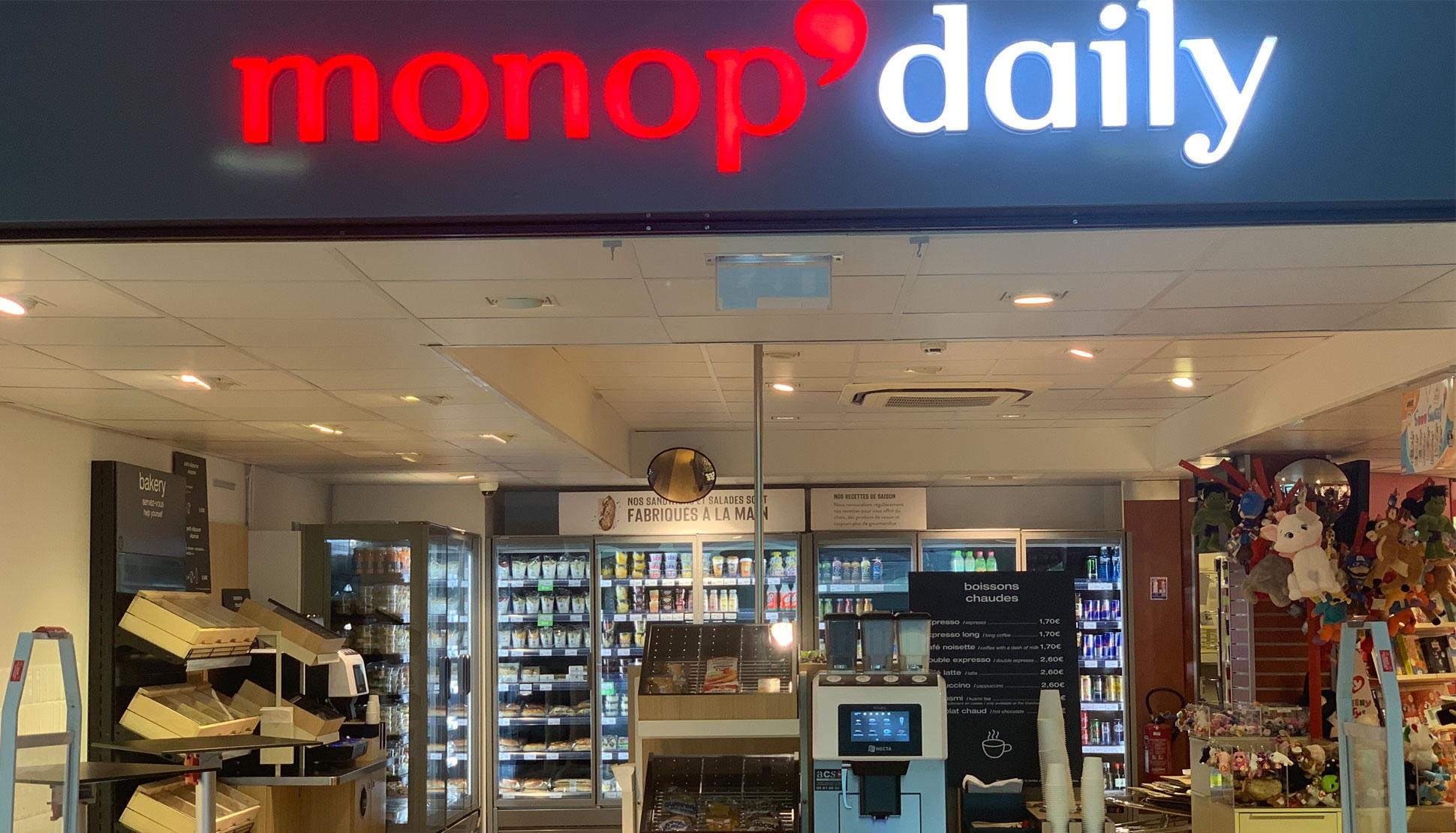 monop'daily - Hall A