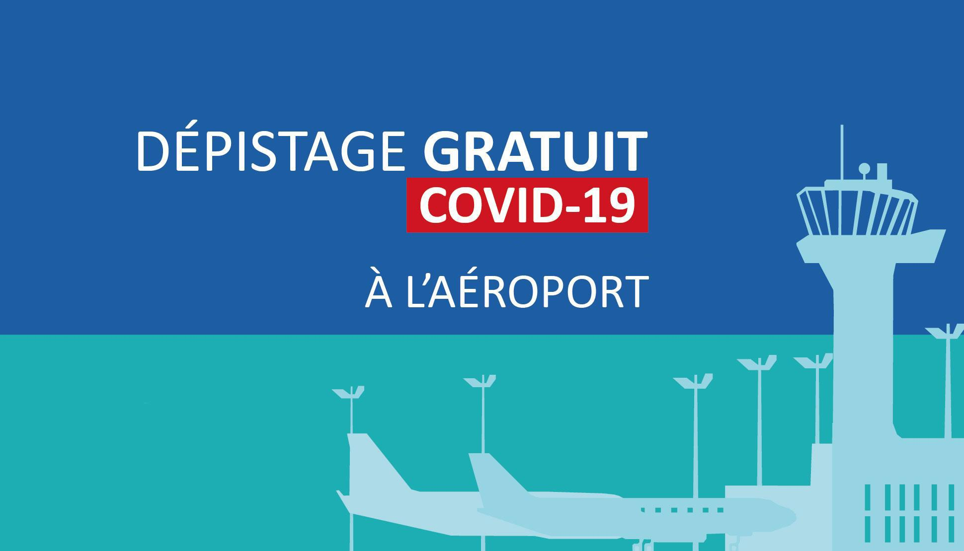 Depistage covid