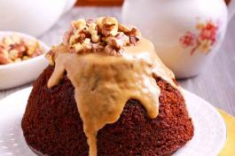 L'irrésistible sticky toffee pudding