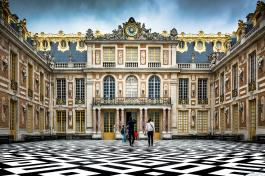 Versailles, the palace of all palaces