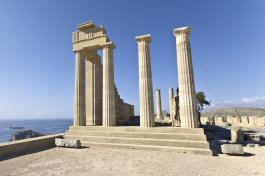 Lindos and its acropolis