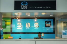 Interrent car rental