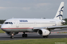Avion Aegean Airlines