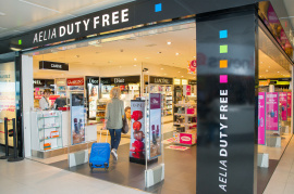 Aelia Duty Free at Bordeaux Aiport
