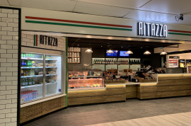 Ritazza at Bordeaux Airport