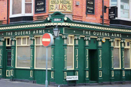The Queen's Arms Pub