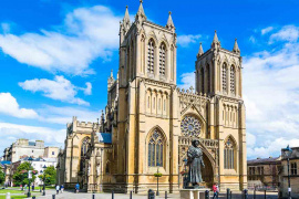 Bristol's medieval cathedral