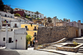 Ibiza Town, a place with undeniable charm