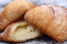 Sweet tooth paradise with sfogliatelle