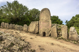 Olbia's Giants' Tomb