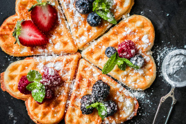 Vafler, Norway's answer to waffles