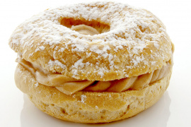 Paris-Brest, the ultimate Parisian dessert
