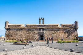 Immerse yourself in art at Arrecife Castle