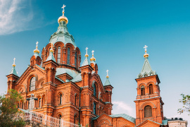 Helsinki's churches and cathedrals