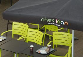 Chez Jean at Bordeaux Airport