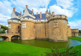 Grab a slice of history at the château