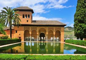 Explore the majestic Alhambra