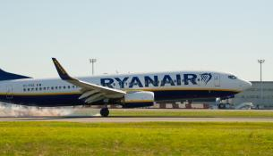 New Ryanair base in Bordeaux in April 2019