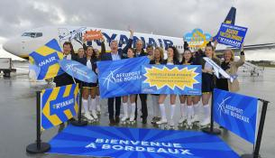 Inauguration base Ryanair