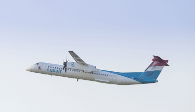 avion Luxair Airlines