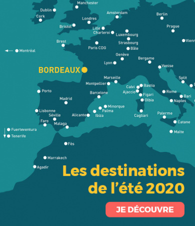Destinations été 2020
