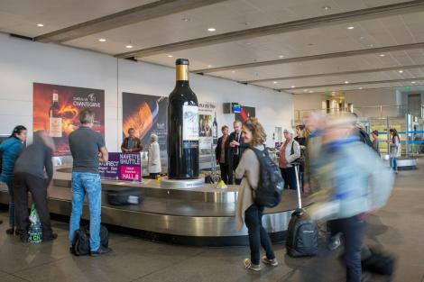 Advertising and events at the Airport
