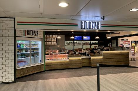Ritazza à l'Aéroport de Bordeaux