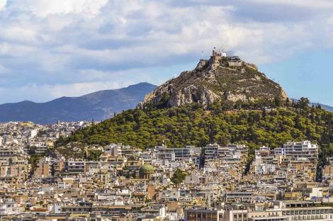 Mount Lycabettus and its stunning views