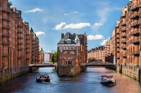 See the city's UNESCO-worthy canals