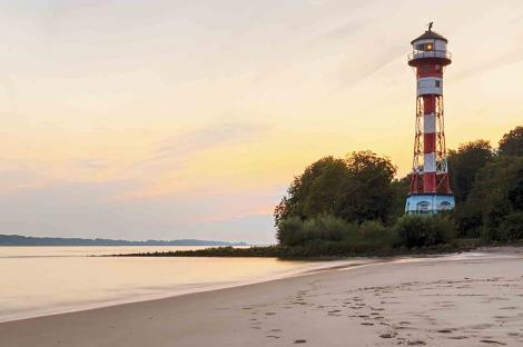 Explore Hamburg's beaches