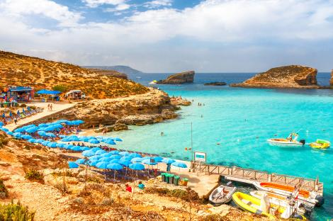 Malta and its magical beaches