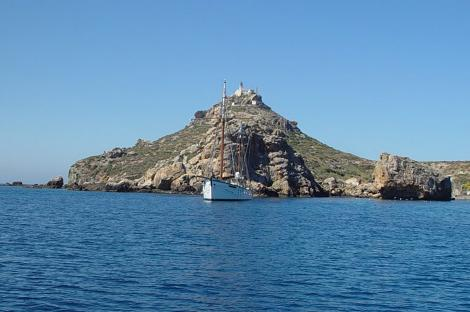 Captivating islands off Oran's coast