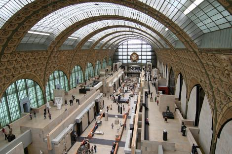 Visit Paris's iconic museums