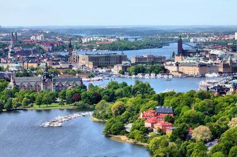 vol bordeaux stockholm - billet d'avion bordeaux stockholm