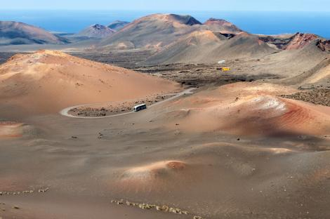 Explore Timanfaya National Park