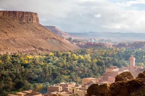 Morocco's valleys and gorges